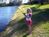 Stocked Fishing Lake