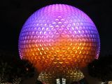 Florida Best Value Attractions Epcot Center Night