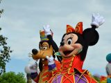 Florida Best Value Attractions Minnie and Goofy
